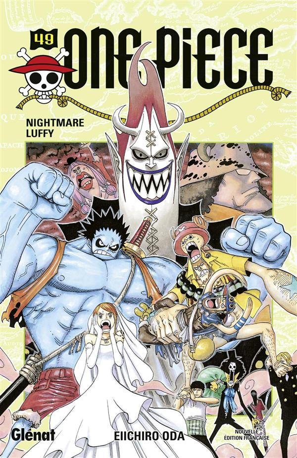 ONE PIECE - EDITION ORIGINALE - TOME 49 Oda Eiichiro Glénat